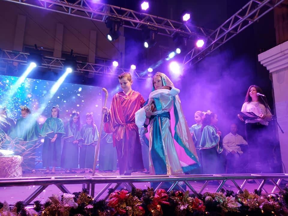Emoção marcou abertura do Natal Luz das Missões em São Luiz Gonzaga