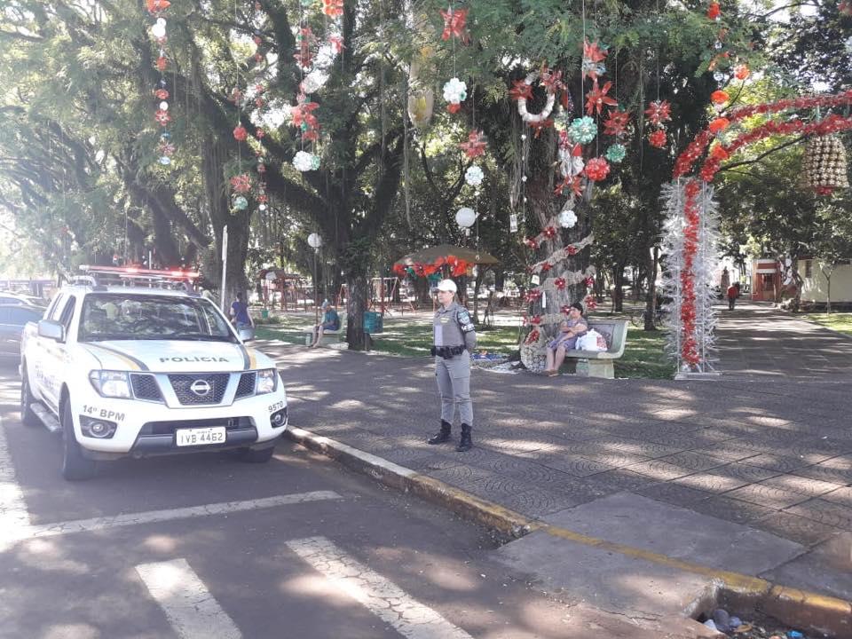 Brigada Militar iniciou Operação Papai Noel em São Luiz Gonzaga e região