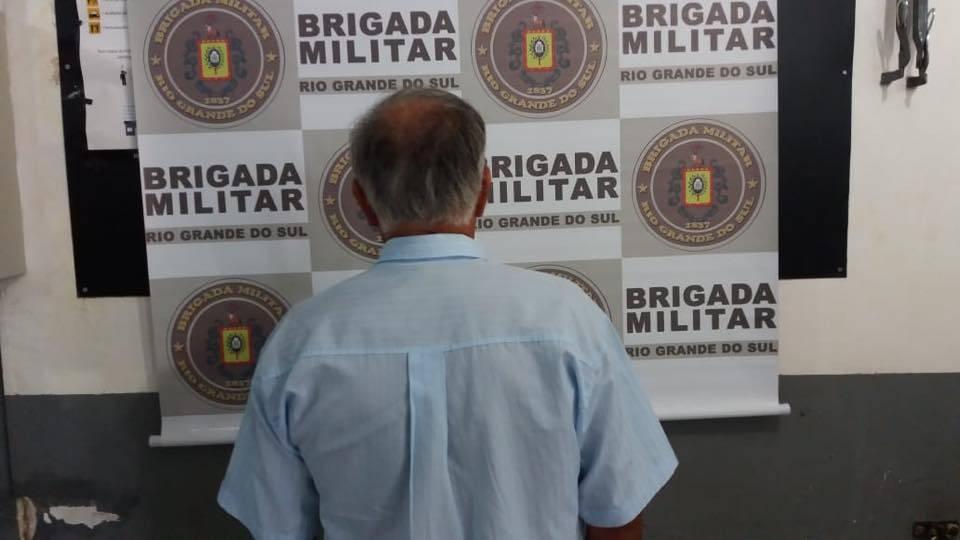 Condenado a 17 anos de prisão por estupro é preso pela Brigada Militar no interior de São Nicolau
