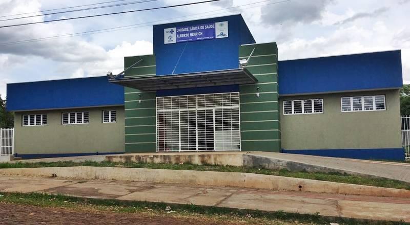 ESF Alberto Henrich, no bairro Presidente Vargas, será inaugurado hoje
