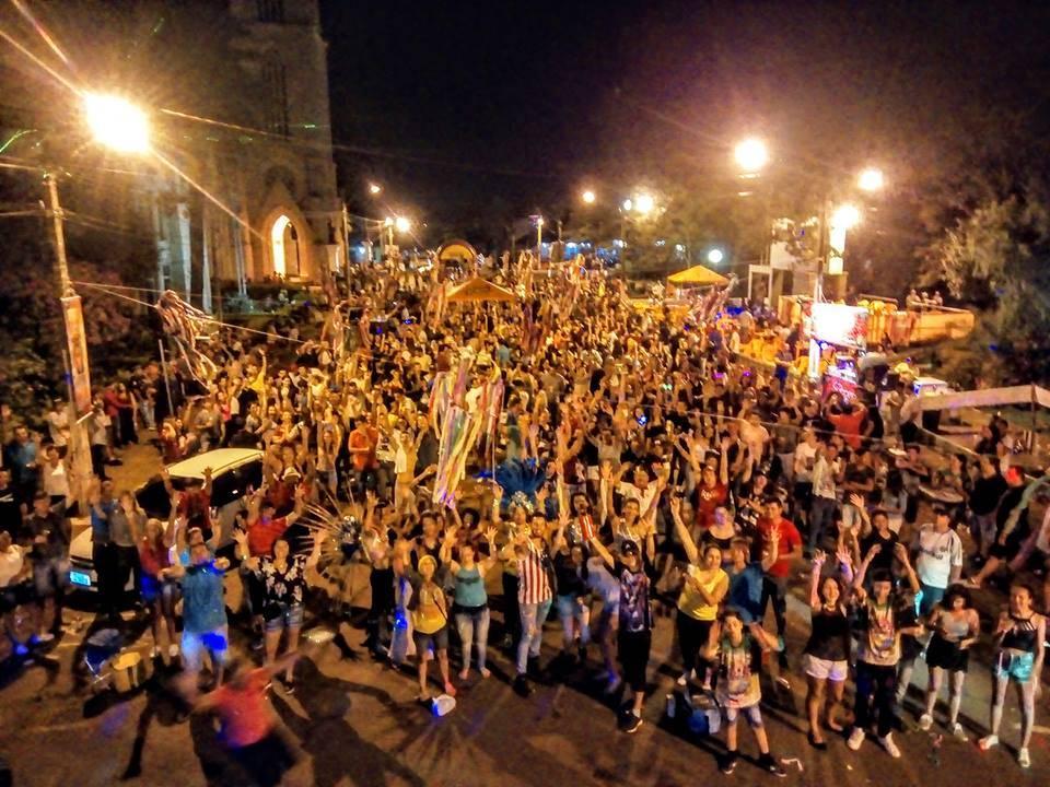 Carnaval de rua de São Luiz Gonzaga será em fevereiro de 2019