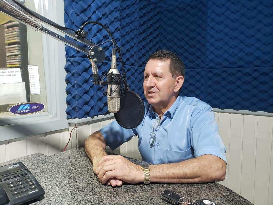 Vereador Laureano pede que pessoas comemorem sem tiros ou fogos de artifício neste Reveillon