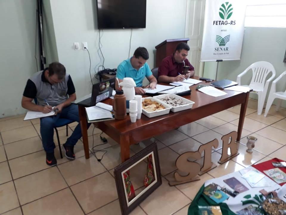 Última reunião deste ano da Regional Missões II ocorre hoje em São Luiz Gonzaga
