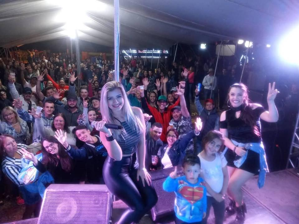 Show com Cris e Ana Cláudia é uma das atrações do Criança Feliz neste domingo