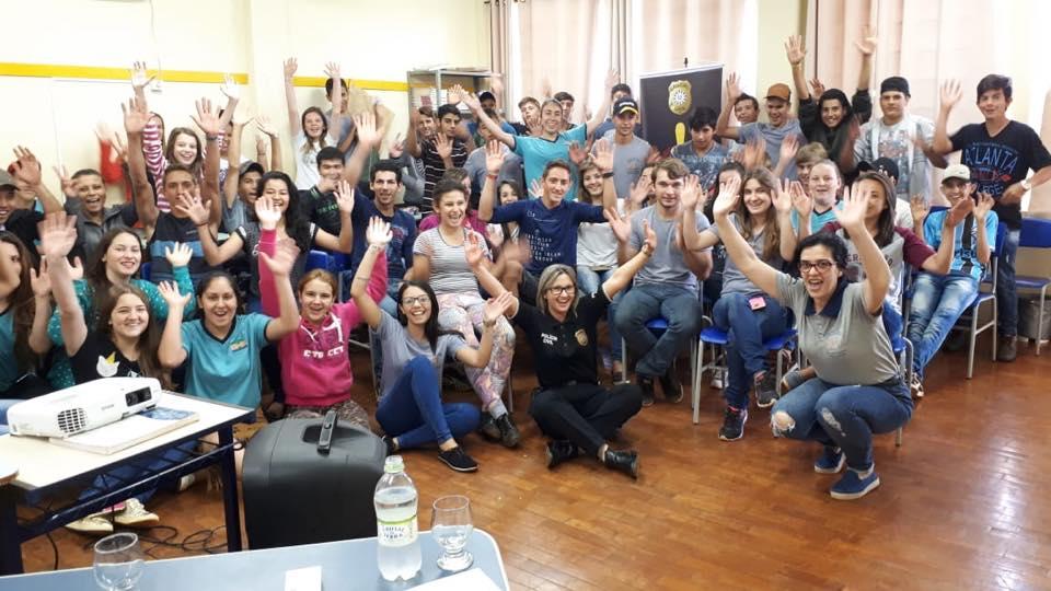 Delegada Tânea Bratz vai intensificar ações de proteção à crianças e mulheres em São Luiz Gonzaga e região