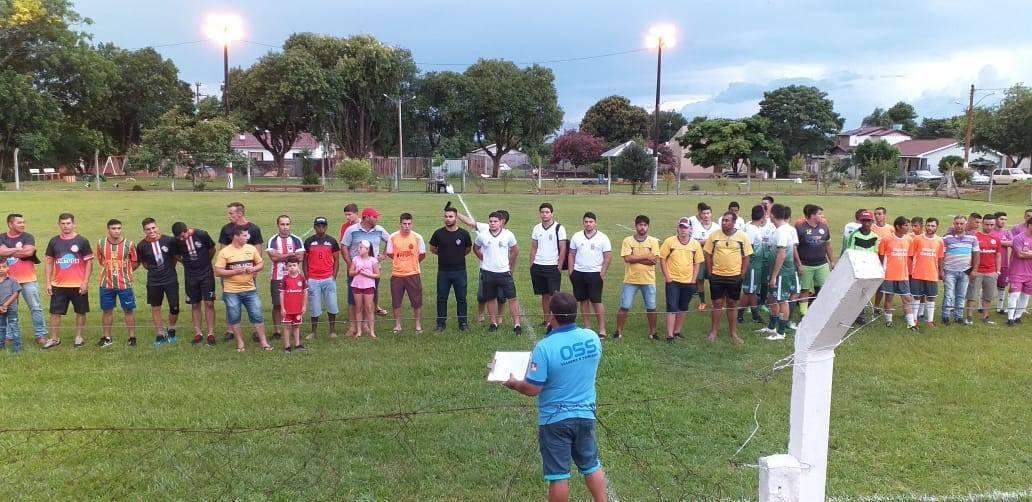 Três jogos marcaram o inicio  da Taça CFC Cadore