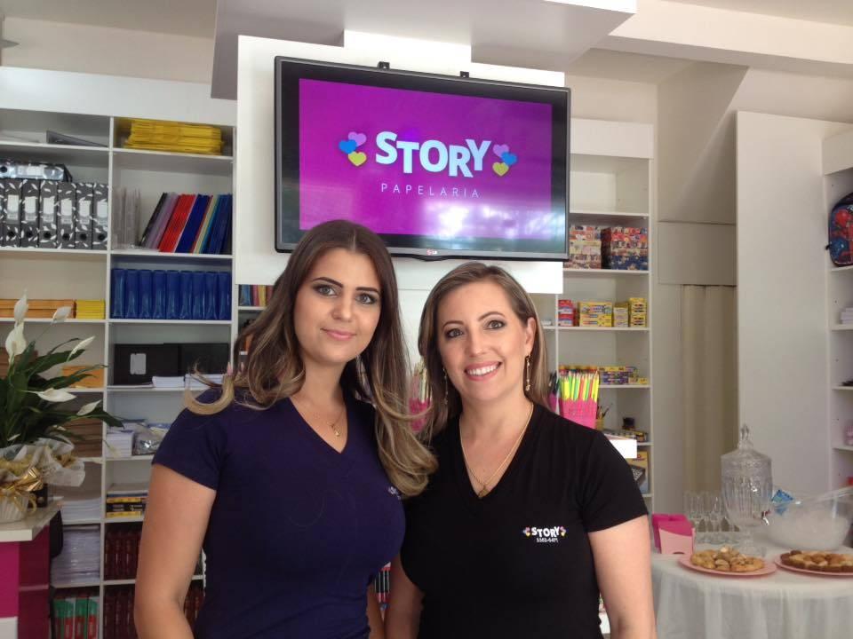 Escrever e realizar sonhos: empresárias inauguram livraria Story em São Luiz Gonzaga