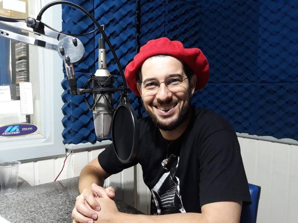 Ricardo Comasseto é destaque no cenário da música nativista