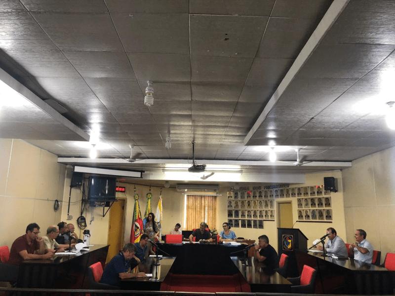 Sessão em São Luiz Gonzaga extraordinária aprova projetos do executivo