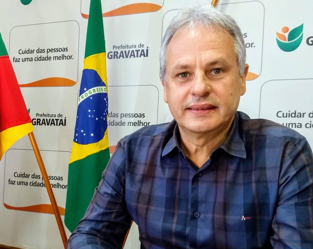 Prefeito de Gravataí defende negociação pacífica e sem radicalismos com a GM