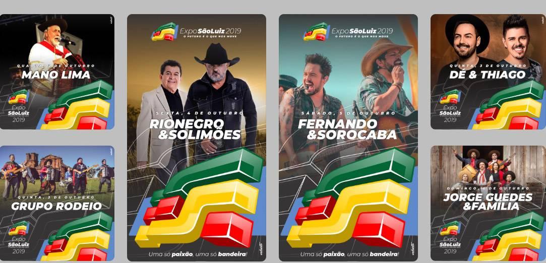 Três últimos camarotes da Expo São Luiz serão sorteadas na quinta-feira