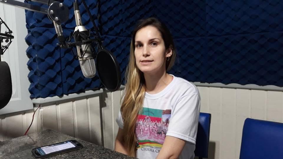 Jovens do CTG Galpão de Estância iniciam campanha para arrecadação de material escolar