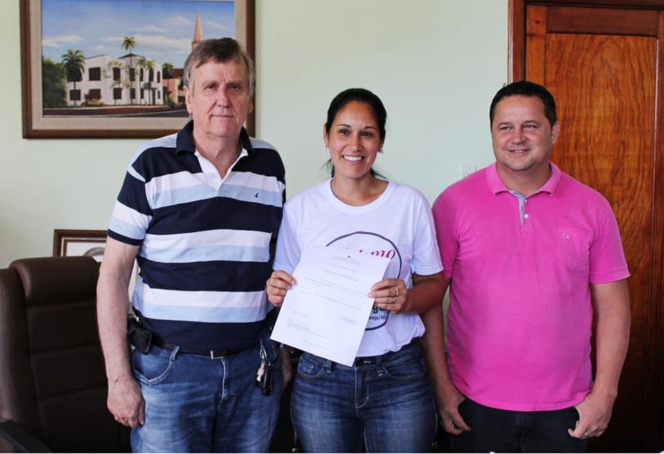 Rose Grings assume a nova Secretaria de Turismo e Cultura de São Luiz Gonzaga
