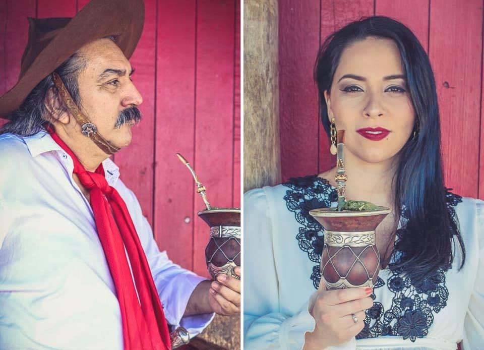 """Jorge e Anahy Guedes representam as Missões no prêmio """"Melhores do Ano"""" da música regional gaúcha"""