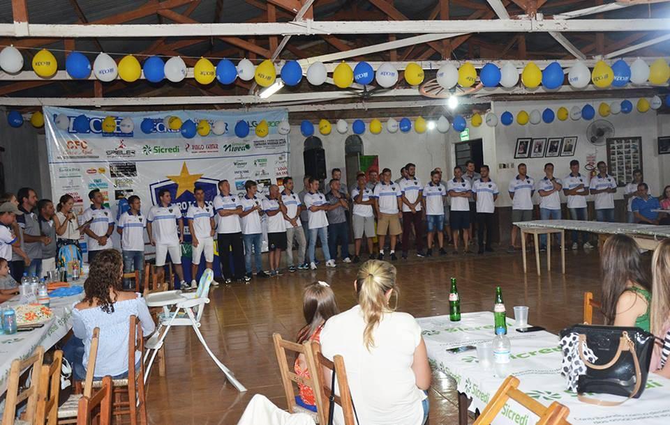 Cerro Largo Futsal apresenta seu elenco neste sábado