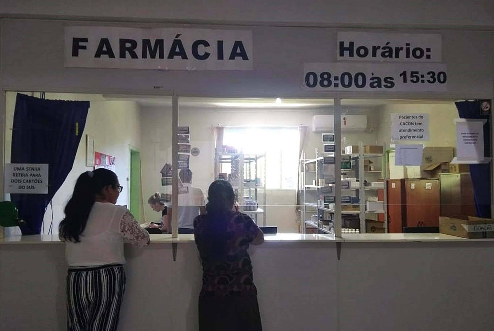 Farmácia Básica não realiza atendimento nesta quinta-feira
