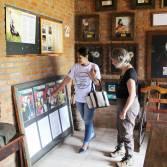 Visita ao Complexo Turístico Jayme Caetano Braun