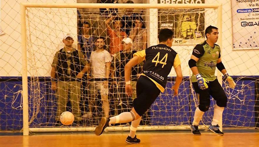 Taça Pomar começa dia 20/01, com participação de 45 equipes