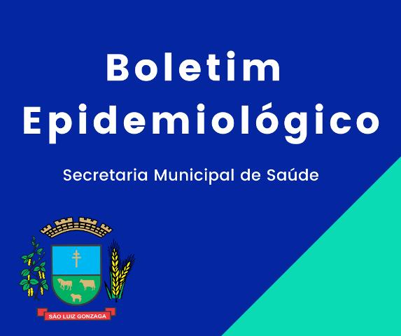 Secretaria Municipal de Saúde divulga boletim epidemiológico de número 72