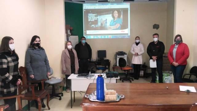 Projeto da RGE vai beneficiar Hospital São Luiz Gonzaga