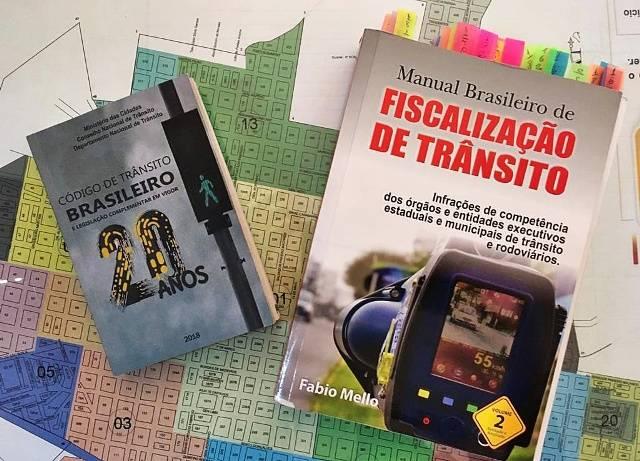 Divisão Municipal de Trânsito divulga relatório de infrações registradas pelos agentes de fiscalização