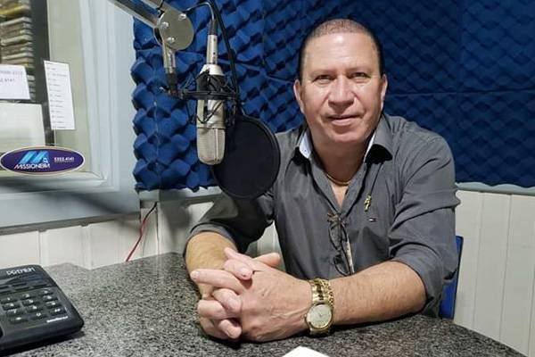 Vice-prefeito de Rolador, Mauro dos Santos fala sobre trabalho e intenções para o pleito 2020