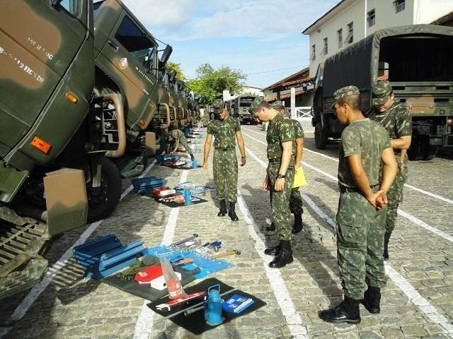 Comando da 1ª Brigada de Cavalaria Mecanizada divulga Aviso de Convocação para seleção de Cabos Especialistas Temporários