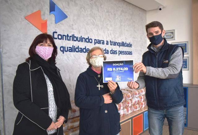 Rota Smart : doações recebidas na Live Solidária foram entregues