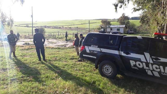 Ação da Polícia Civil prende envolvidos em abigeato