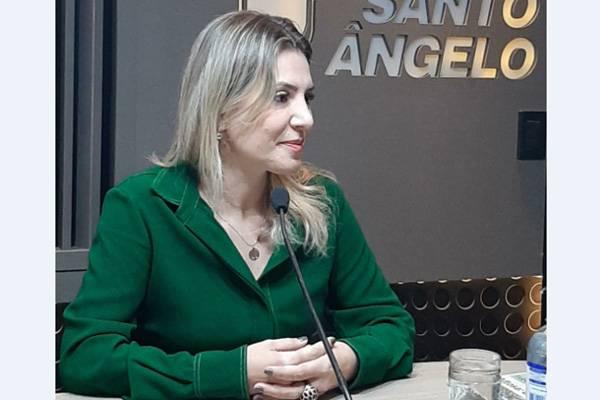 São-luizense é a primeira mulher a assumir chefia da Delegacia de Polícia Federal em Santo Ângelo