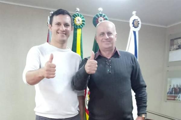 Coligação PDT/Progressistas em Itacurubi confirma Gelso e Adolfo como candidatos na majoritária