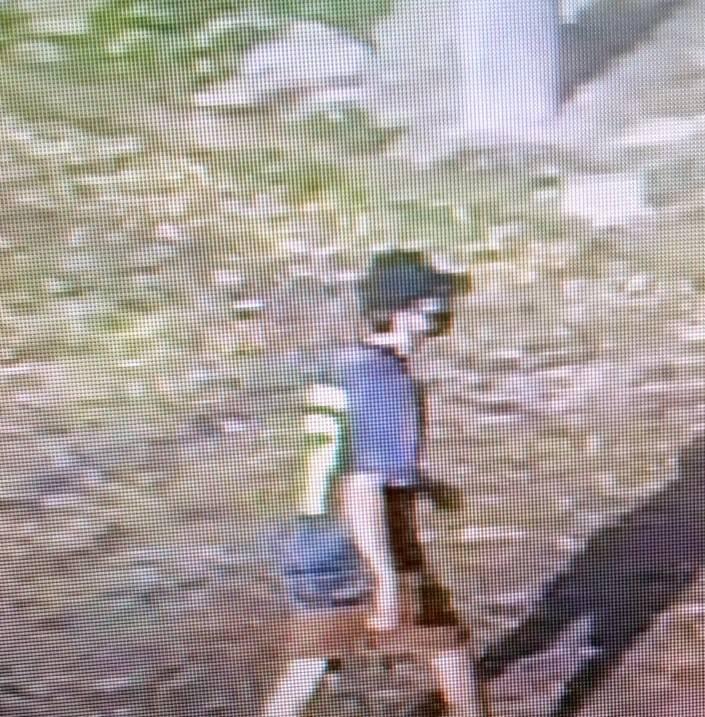 Polícia busca autor de furto de motocicleta em São Luiz Gonzaga; câmeras capturaram ação