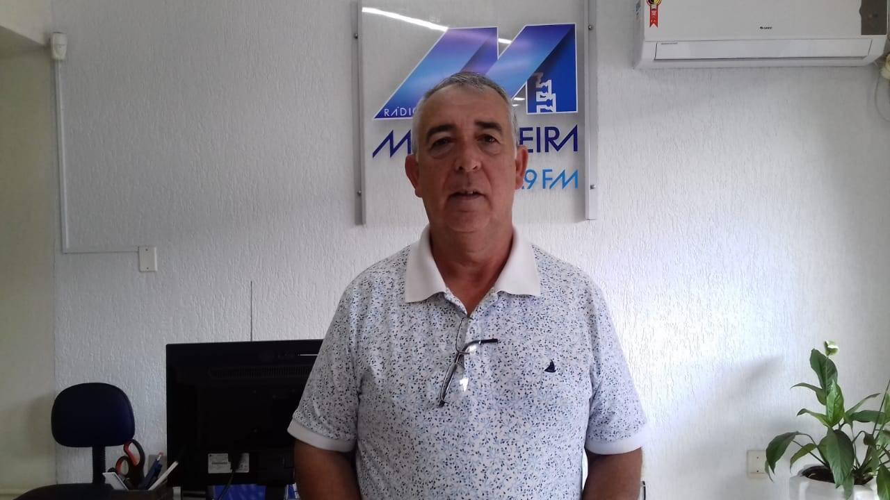 Vereador Claudio Pereira lidera a comissão de agricultura na Câmara Municipal