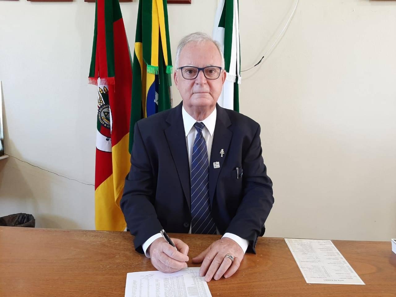 Bossoroca: prefeito Juca fala das obras e da alta hospitalar de sua mãe, que venceu a covid-19