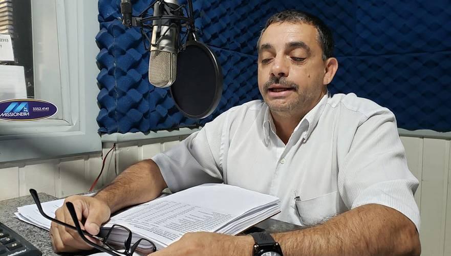 Vereador Valmir forma comissão para discutir atuação da Corsan