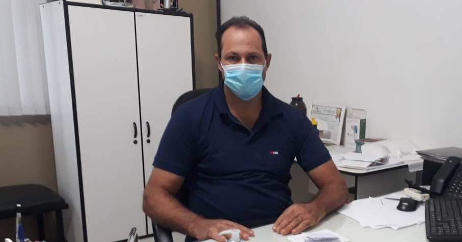 Vilson Saturno é o novo secretário de saúde de São Nicolau