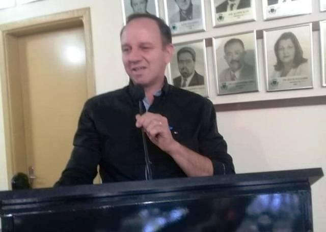 Nodir Maronese assume cadeira no Legislativo são-luizense
