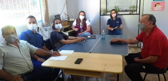 Santo Antônio das Missões: Assistência Social promove reunião com conselheiros municipais