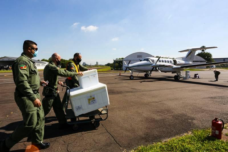 Região recebe mais 8 mil doses de vacinas; confira o quantitativo por município