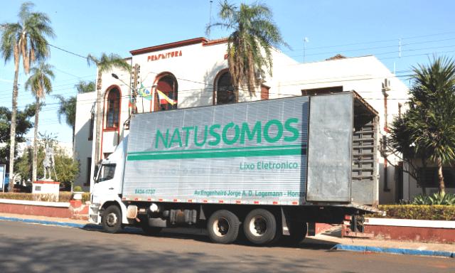 Campanha de recolhimento de lixo eletrônico ocorre no dia 26 de março
