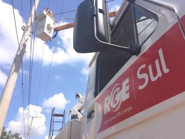 RGE conclui obra de R$ 3,8 milhões na rede elétrica que atende Santo Antônio das Missões