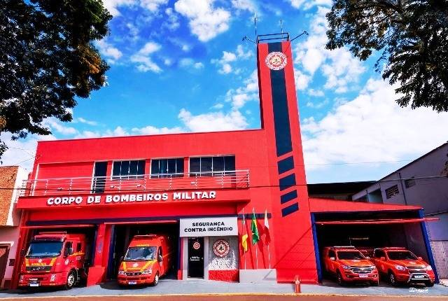 Ocorrências atendidas pelo Corpo de Bombeiros de São Luiz Gonzaga