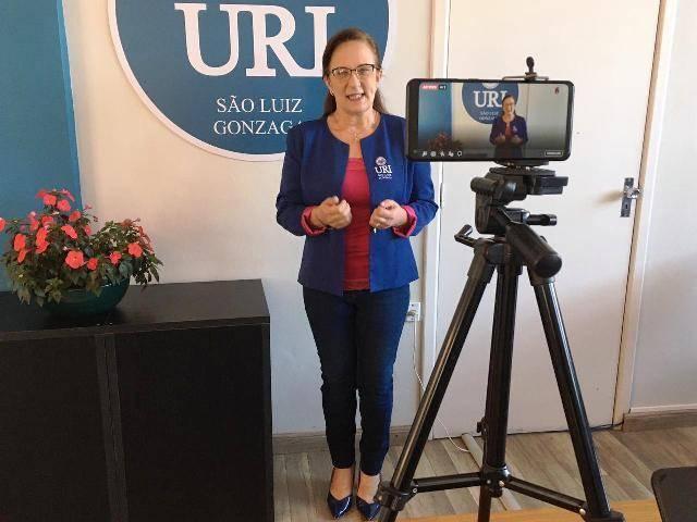 URI – São Luiz Gonzaga realiza o lançamento do Vestibular de Inverno 2021.2