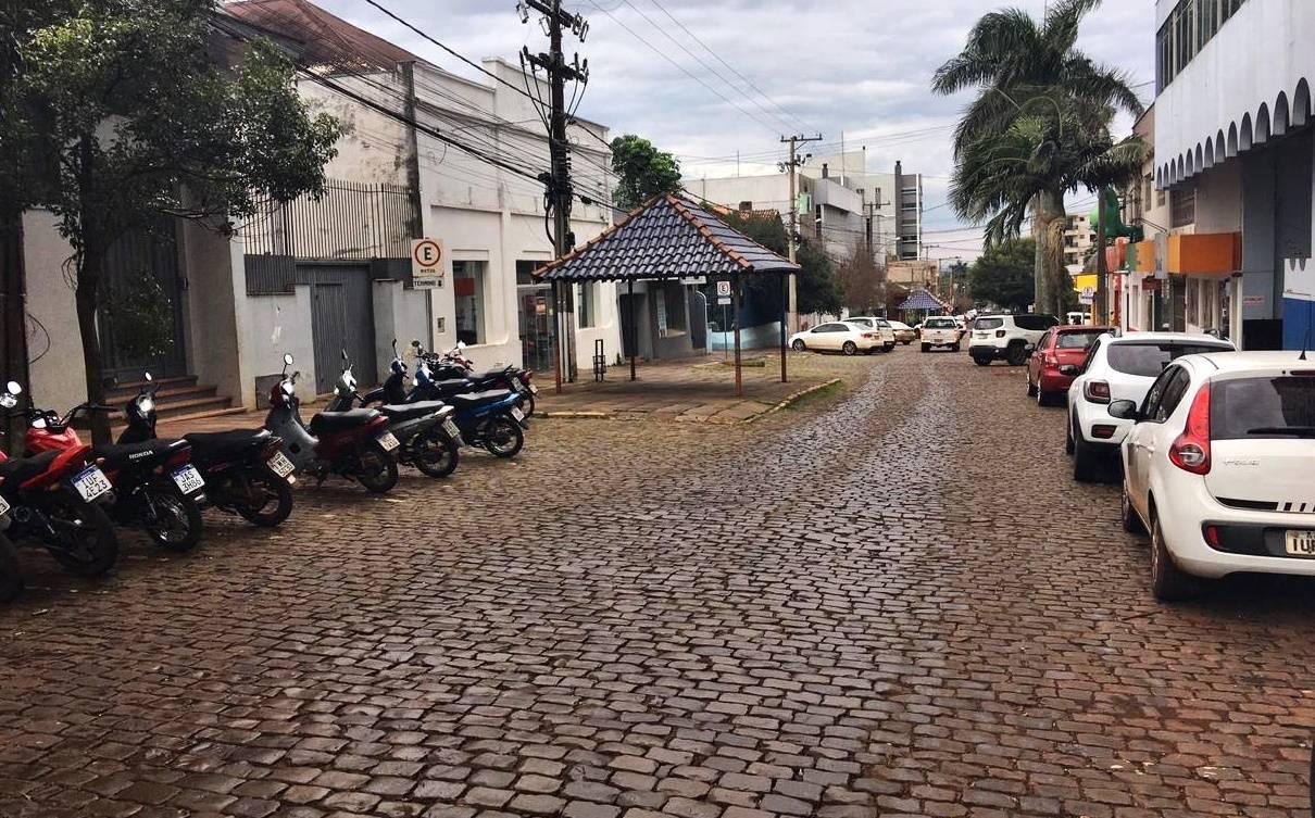 Prefeitura de São Luiz Gonzaga apresenta projeto para alterações no Calçadão