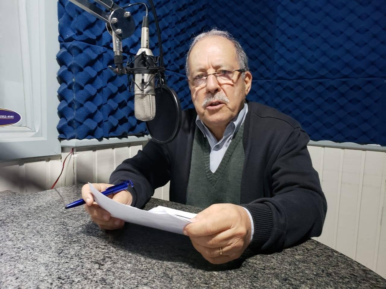 Enderson Rocha de Moraes poderá ser o novo presidente do PDT em São Luiz Gonzaga
