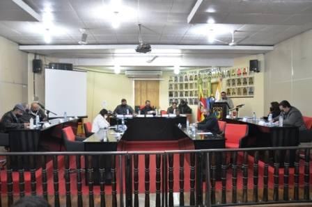 Vereadores apresentaram 15 proposições e uma Moção de Reconhecimento na Sessão Ordinária desta segunda-feira, 19 de julho