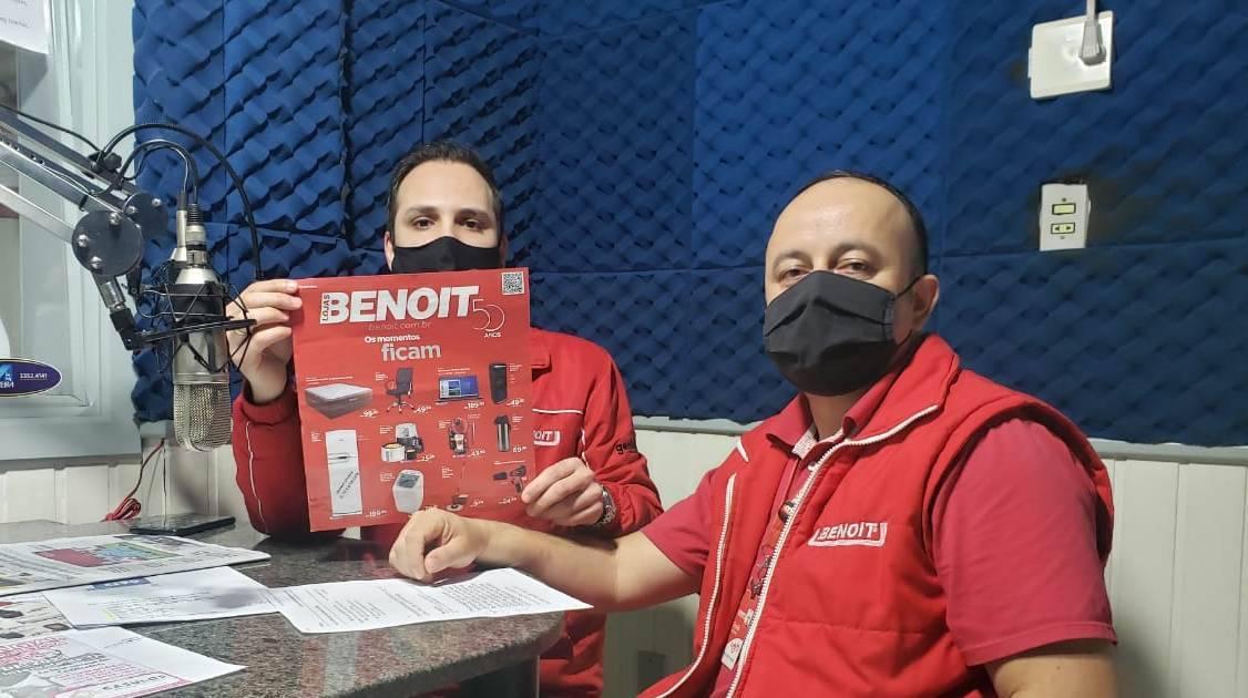 Benoit promove Semana da Condição Especial, com destaque para os celulares