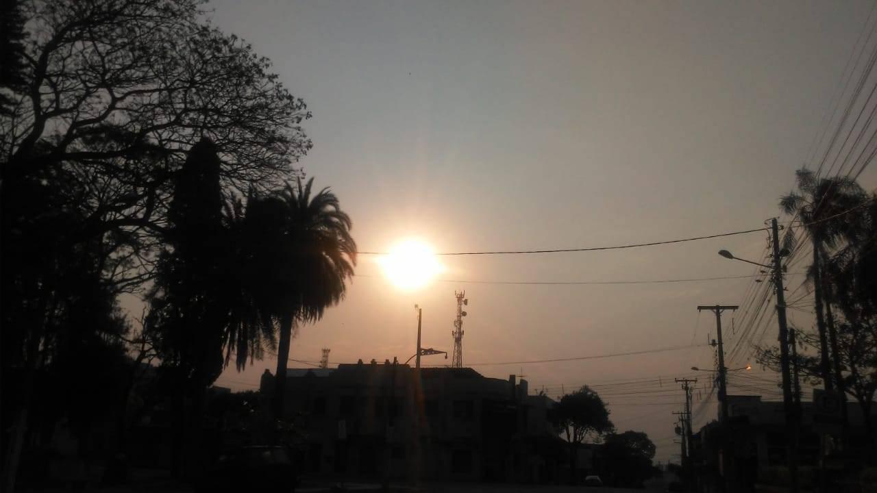 Feriado Farroupilha será de tempo seco e calor nas Missões