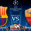 Barcelona vs Roma en vivo por los cuartos de final de la Champions 2018