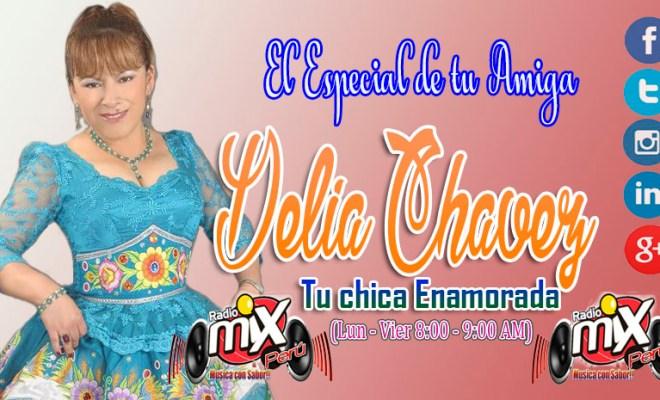 Ella es tu Chica Enamorada Delia Chavez